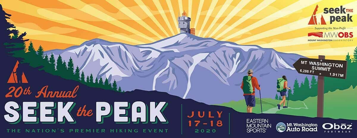 Seek the Peak 2020